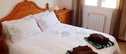 Villa's 2nd Bedroom